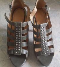 Ladies studded heels size 9