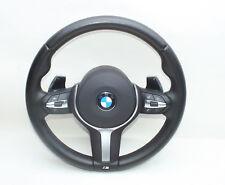 BMW F15 F16 F30 F31 F21 F36 F20 F21 M-Sport Lenkrad Schaltwippen Steering Wheel