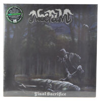 LP  NOCTUM – Final Sacrifice - Gloomy Green vinyl - numbered edition 150 copies