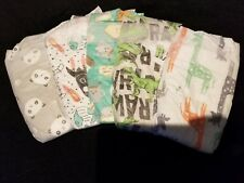 The Honest Company•°°•VARIETY•°• diapers for Reborn or baby doll, SZ 1 set of 5