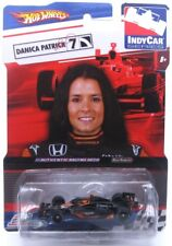 1:64 Hot Wheels Indy Car Series No.7 Danica Patrick with Real Rider