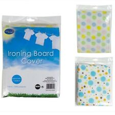 NEW IRONING BOARD COVER 110CM X 38CM  WASHING CLOTHES LAUNDRY IRON