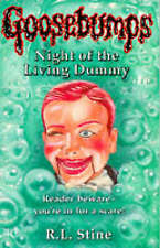 Night of the Living Dummy (Classic Goosebumps), Stine, R. L., New Book