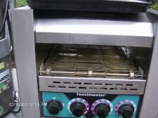 Commercial Restaurant Stainless Steel Toast Master - Mint Condition