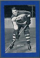 1934-44 Beehive Hockey Premium Group 1 Photo New York Americans #225 Wilf Field