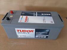 Tudor battery tf1853 12v 185ah 1150a left. trucks buses tf 1853 12v185ah