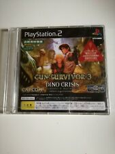 Gun Survivor 3 Dino Crisis  Demo Factory Sealed
