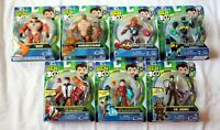 Cartoon Network Ben 10 - 4 to 5 Inch Action Figure *Choose a Character*