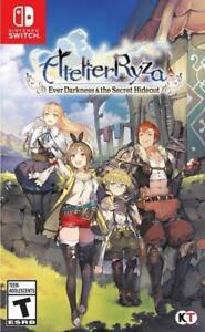 Atelier Ryza: Ever Darkness & The Secret Hideout - Nintendo Switch [JRPG] NEW