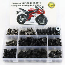 Fairing Bolts Screws Fasteners Kit For Yamaha YZF R6 2008-2016 2015 Titanium