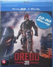 DREDD - 3D  - BLU-RAY 3D + 2D