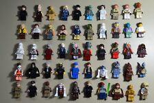 Lego Star Wars  Minifigures Lot.