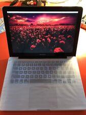 "New Apple MacBook Pro 13"" 2011 2.4 I5 500 Hdd .. Cs6 - Office - Logic - Fcp"