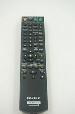 New Remote RM-ADU007 For SONY DAV-HDX285 DAV-HDX287WC DAV-HDX475 AV system