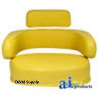 Yellow Economy Cushion Set AMJD4010NA for John Deere 2510 2520 3010 3020