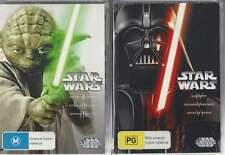 Star Wars Prequel + Original Trilogy * NEW 6-DVD Set *  Episode 1 2 3 4 5 6 I-VI