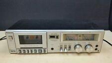Panasonic RS635 Working Vintage Cassette Tape Deck Analog VU Meters 1980s