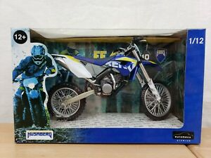 1:12 Joy City Husaberg FS 570 Motorcycle Dirt Bike MXC Die Cast Toy 2010 NEW