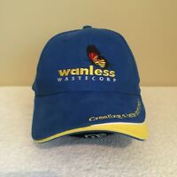 Wanless Waste Corp Butterfly Work Staff Adult Mens Baseball Hat Cap