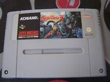 SNES Super Castlevania IV (game only) PAL