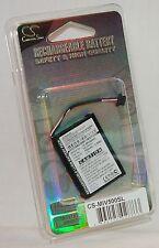 NEW Battery for Mio Moov 500 510 560 580 GPS 3.7V 750mAh M02883H mitac USA SHIPS