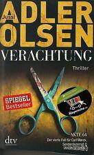 Verachtung von Jussi Adler-Olsen (2013, Taschenbuch)