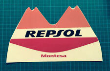 MONTESA 4RT, 2015 Repsol Style   BASHPLATE STICKER, DECAL  Extra Thick Material
