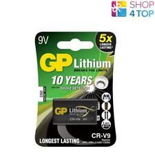 GP LITHIUM CR-V9 BATTERY LONGEST LASTING U9VL/U9VL-J/L522/L522MJ 800mAh NEW