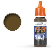Acrylic Paint Couleur Balle Metal Case Ak-4002 Ak Interactive