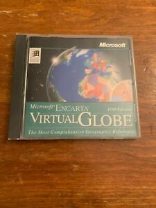 Microsoft Encarta Virtual Globe 1998 Edition