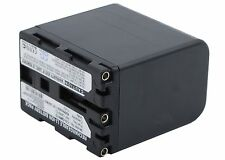 Li-ion Battery for Sony DCR-HC14E GV-D1000 DCR-TRV116 DCR-TRV460 DCR-PC33 DCR-HC