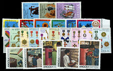Angola Nr. 416-18 u.a. ** (1570101796)