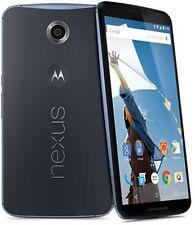 Nexus 6 - 32GB Midnight Blue (Unlocked) Smartphone