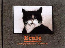 ERNIE - CAT  A PHOTOGRAPHER'S MEMOIR by Tony Mendoza : WH2-R6D :HB 632 :NEW BOOK