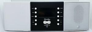 M&S Systems DMC1 White Music Communication System Intercom Station New