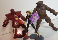 Marvel Legends Custom Soviet Super Soldiers avengers, iron Man, captain america
