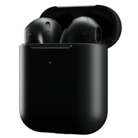 AirPods 2nd Generation with Wireless Charging Case Black Version + Case Cover