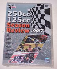 MotoGP 250cc & 125cc 2007 Season Review DVD New