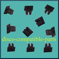 Land Rover Defender Indicator, Side, Reverse,Fog, Light Mounting Clips x 10