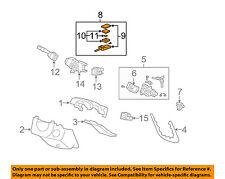 Acura HONDA OEM 2009 MDX Steering Column-Key 35111STX329