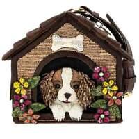 Mary Frances Ruff House Embellished Dog House Novelty Wristlet Handbag NWT!