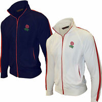 England Rugby Football Track Jacket World Cup Red Rose New