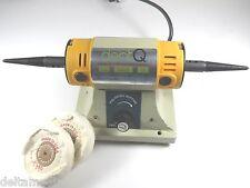 Dental Laboratory Lab Jewel Polisher Mini Bench Buffer Motor 10000 Rpm Dentq