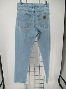 K1994 VTG Men's Carhartt Traditional Fit Denim Jeans Size 31x32