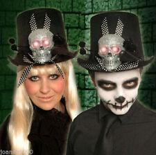 Chapeaux et coiffes noirs horreur pour déguisement et costume