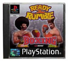 Sports Sony PlayStation 1 Boxing Video Games