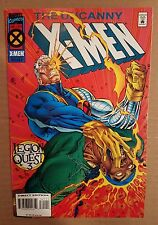 Uncanny X-Men #321 F/VF (with cards)