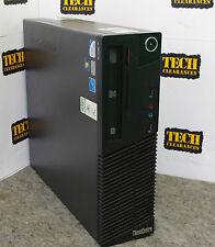 Lenovo ThinkCentre M70e Desktop PC PentiumDual 2.8GHz 2GB 250GB HDD Win10 Pro!
