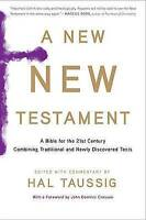 (Very Good)-New New Testament, A (Paperback)-Taussig, Hal-0544570103