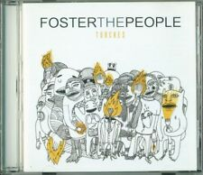 💥Foster The People - Torches Cd Ottimo
